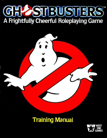 Ghostbusters™ The Roleplaying Game (1/2)