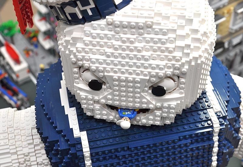 Custom Ghostbusters Lego City (1/2)