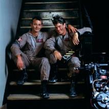 ca. 1984 --- Bill Murray and Dan Aykroyd from --- Image by © Barbara Walz/Corbis
