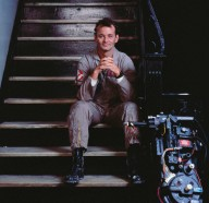 ca. 1984 --- Bill Murray in Costume for --- Image by © Barbara Walz/Corbis