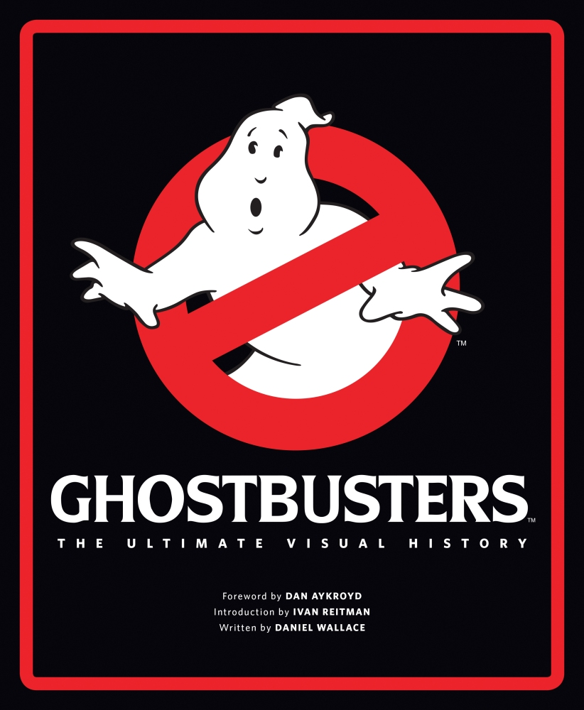 Ghostbusters The Ultimate Visual History Is Coming