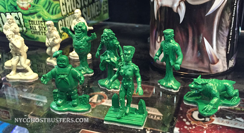 New York Toy Fair: Diamond Select Toys Ghostbusters Vs Ghosts (2/2)